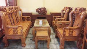 Bàn ghế gỗ Gõ Đỏ