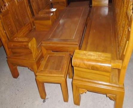 gỗ nghiến